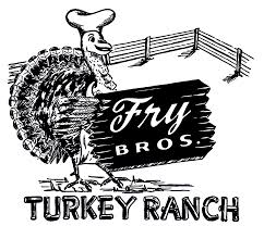 Fry Brothers Turkey Ranch Restaurant Logo