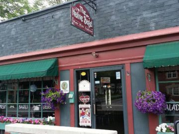 The Native Bagel exterior