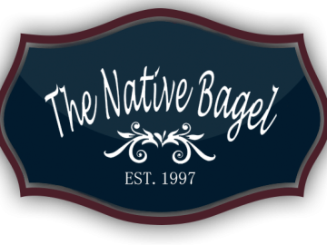 The Native Bagel logo