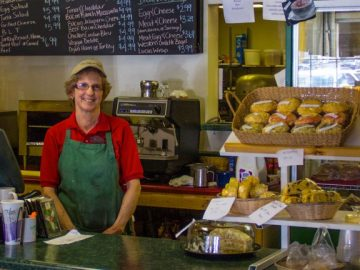 The Native Bagel staff