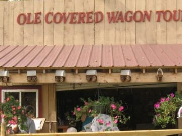 Visit Potter-Tioga Ole Covered Wagon Tours