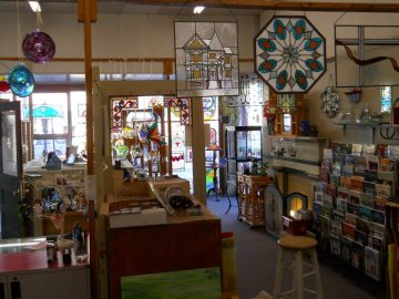 Stained Glass Reflections store