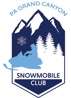 PA Grand Canyon Snowmobile Club Logo