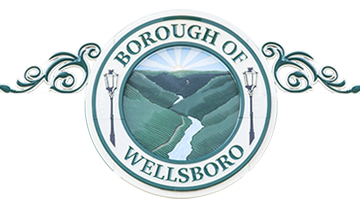 Borough of Wellsboro logo