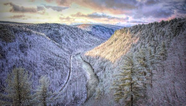 Visit Potter-Tioga Winter Mountains