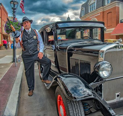 Eliot Ness Fest in Visit Potter-Tioga
