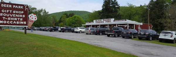 Visit Potter-Tioga Member Black Forest Trading Post and Deer Park