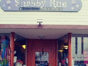 Shabby Rue store front