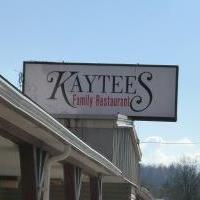 Kaytee's Family Restaurant & Marketplace signage
