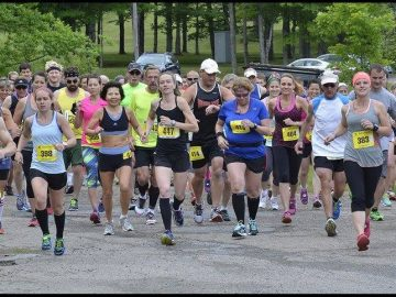 God's Country Marathon in Potter-Tioga PA
