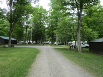 Austin Campground in Visit Potter-Tioga
