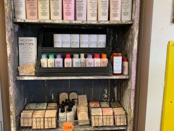Heritage Springs Marketplace bath items