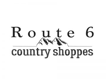 Route 6 Country Shoppes Logo