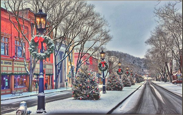 Holiday Street in Visit Potter-Tioga