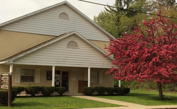 Coudersport Public Library in Visit Potter-Tioga