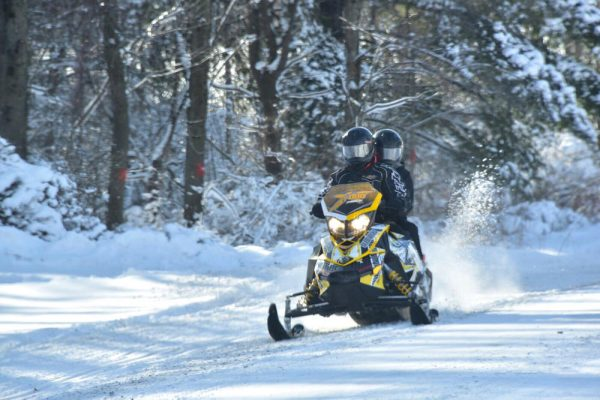 Snowmobiling in Potter-Tioga County