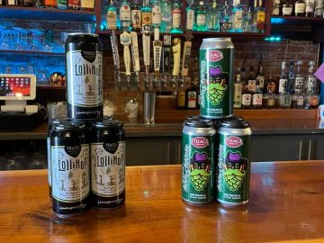 thin line tavern taps ipas beers