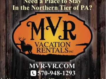 MVR Vacation Rentals, Inc. sign